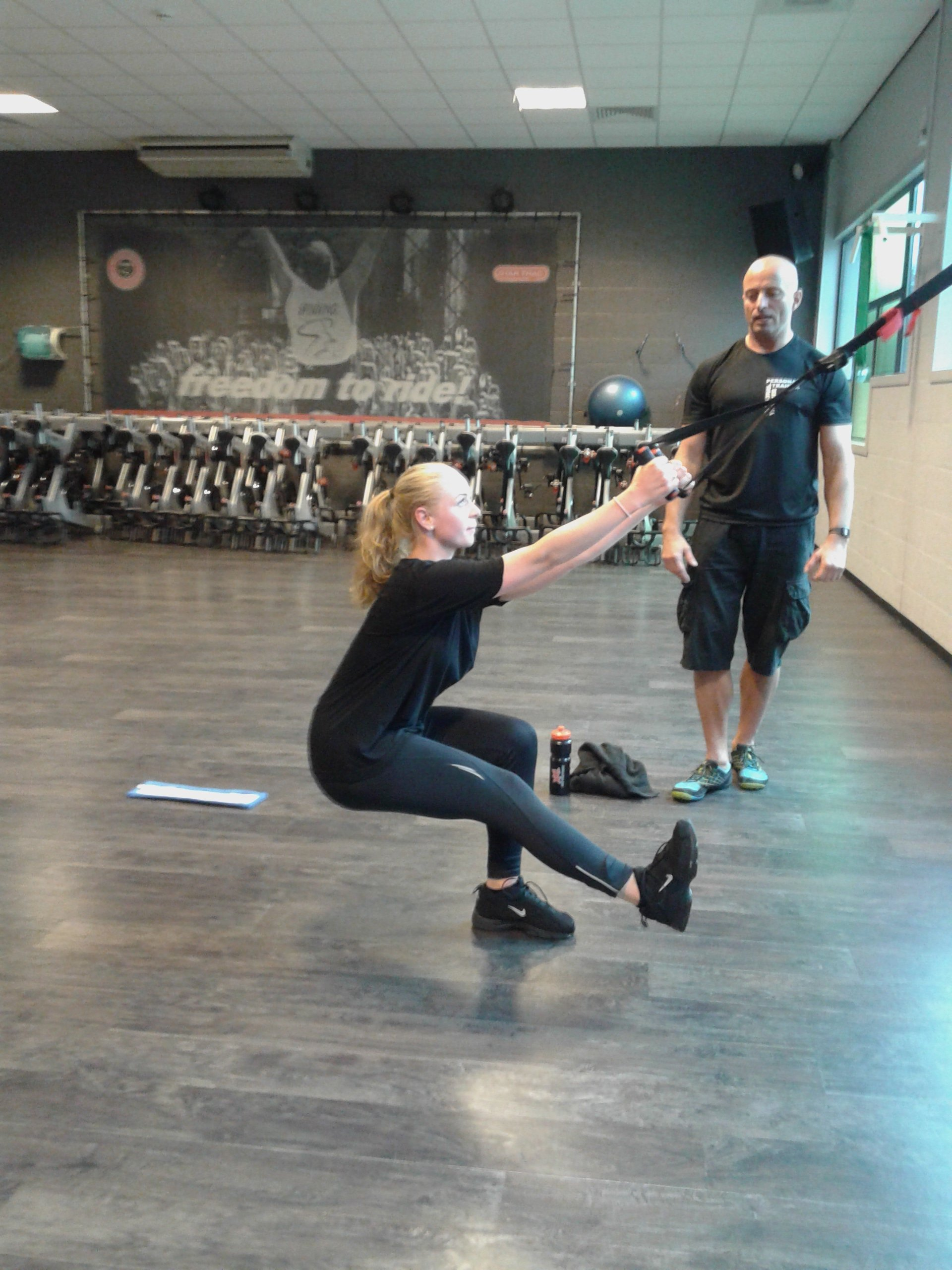 PT jefitcoach Ray Purmerend