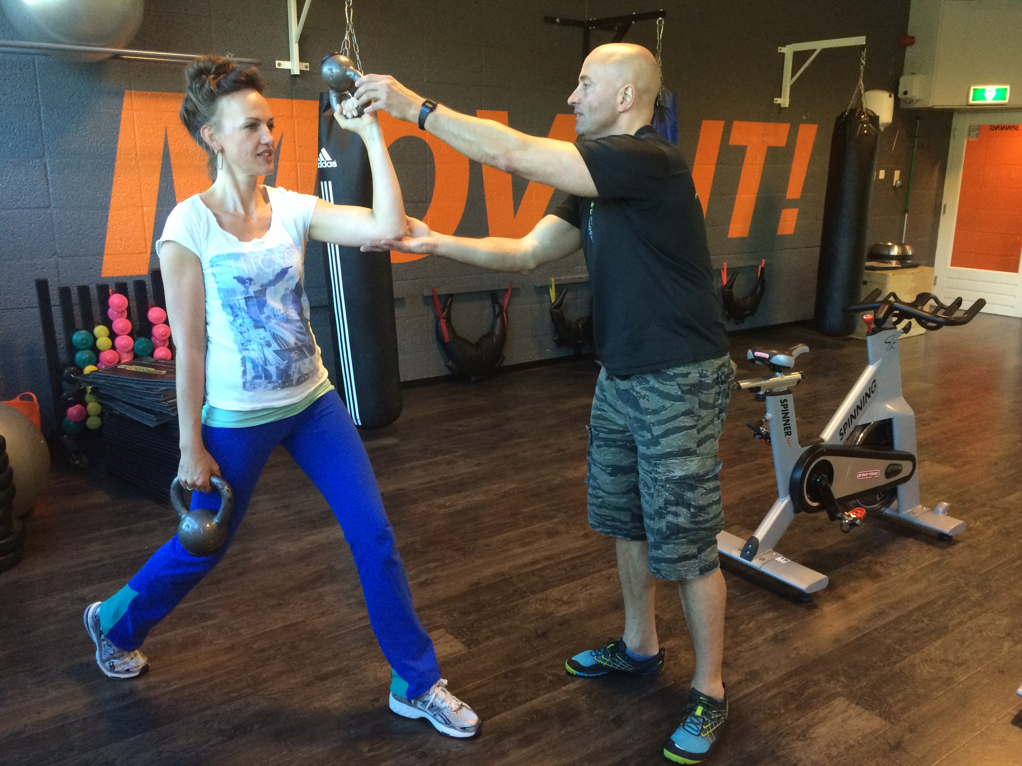 jefitcoach Ray Purmerend