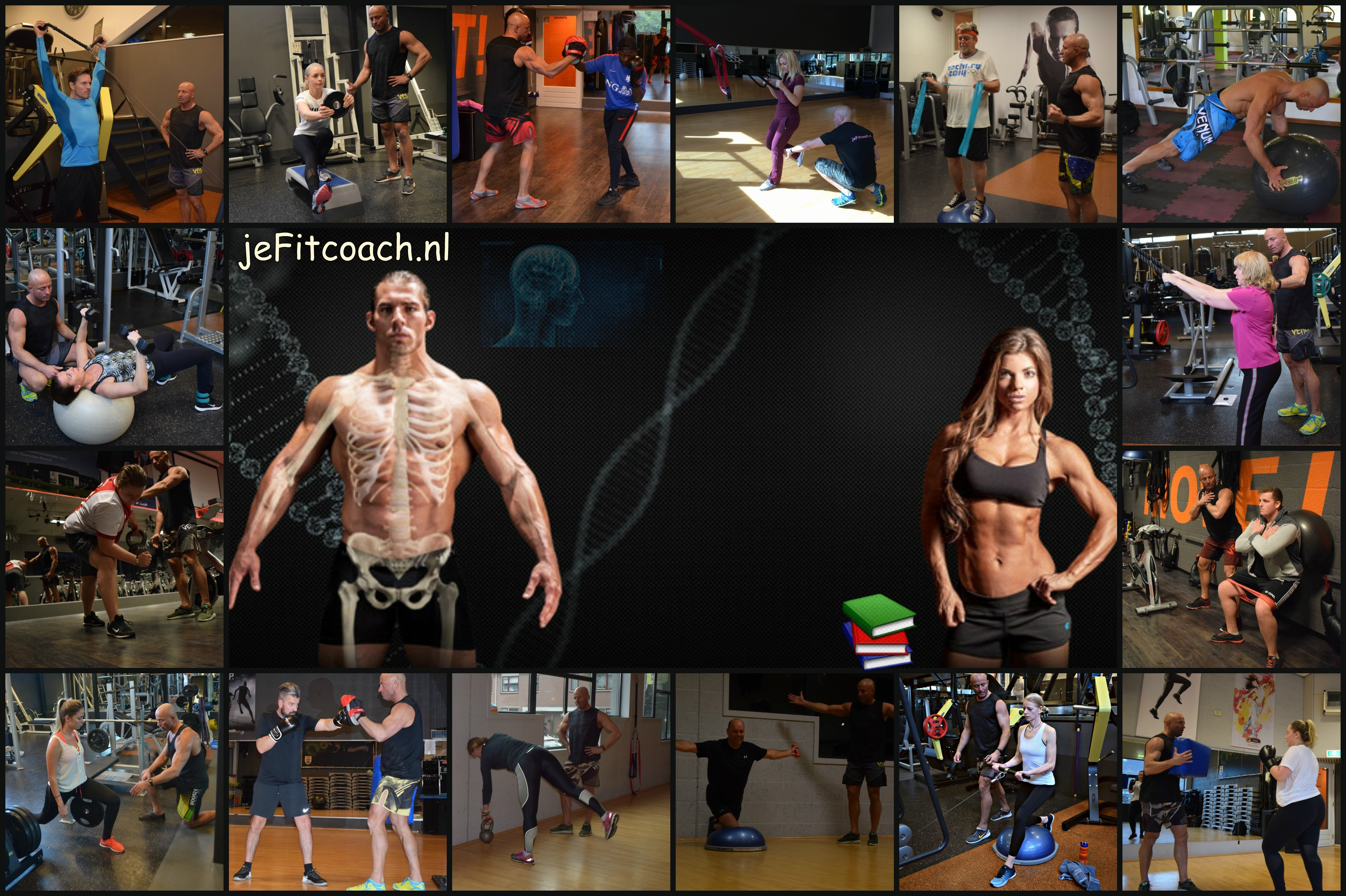 jefitcoach Ray 1 op 1 training