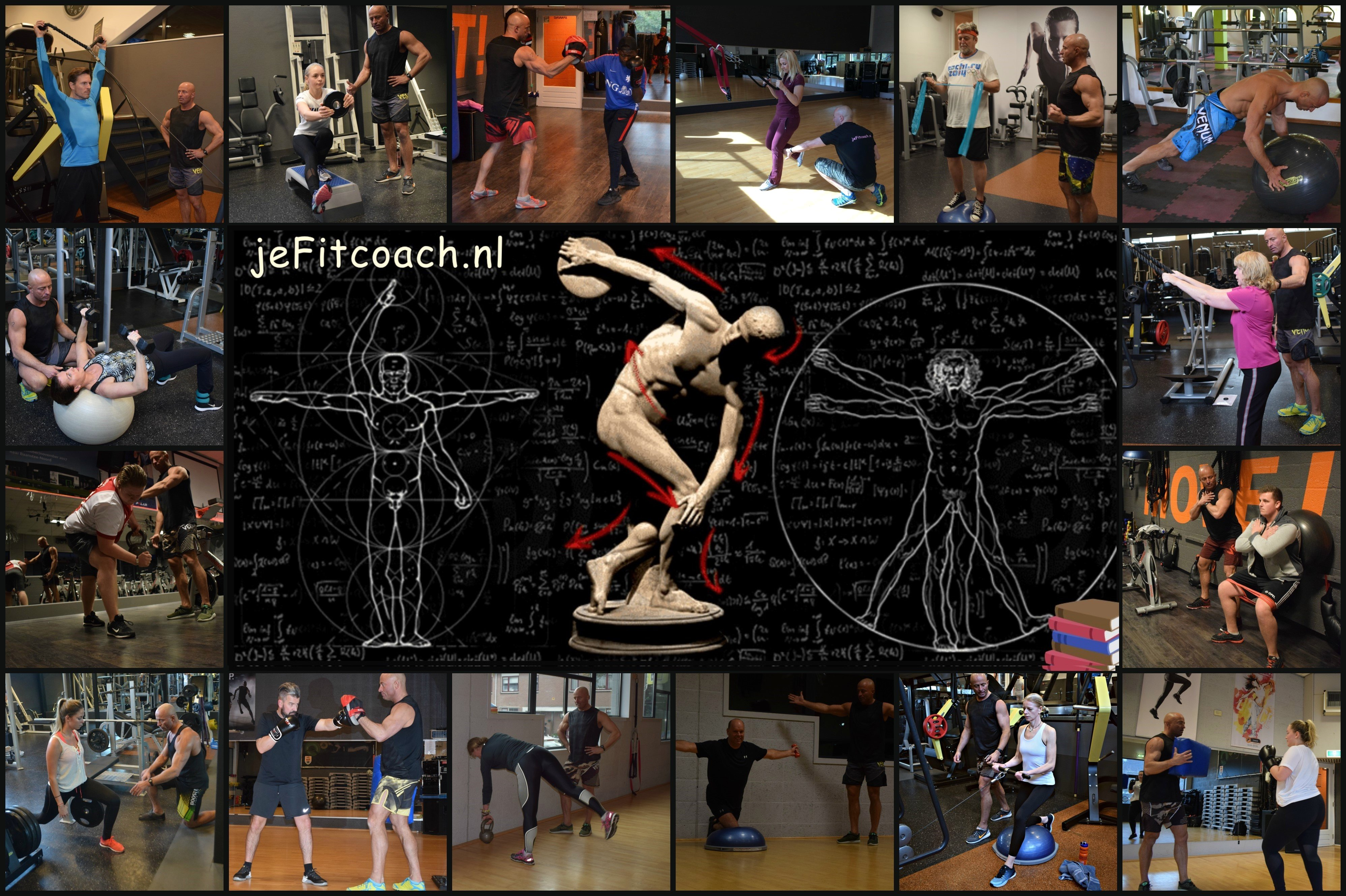 PERSONAL TRAINER EN DIETIST IN PURMEREND | JEFITCOACH RAY - www.jefitcoach.nl